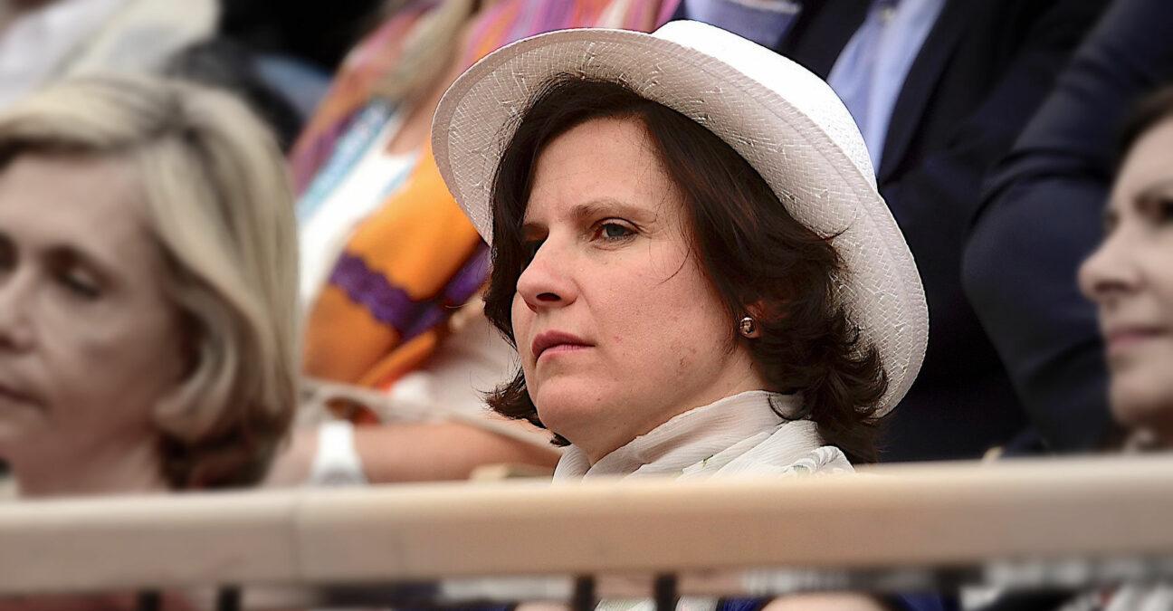 Roxana Maracineanu, Roland-Garros