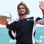 Stefanos Tsitsipas, Monte-Carlo champion, 2021