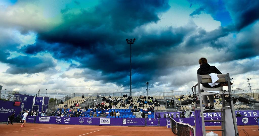 Strasbourg, WTA, 2020