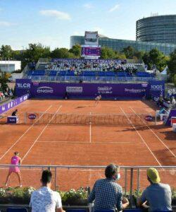 Strasbourg, WTA