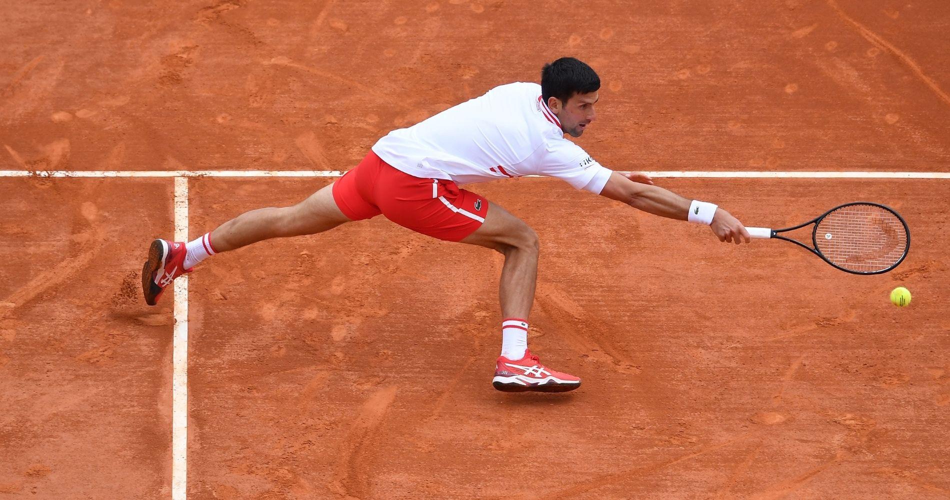 Novak Djokovic - Monte-Carlo 2021