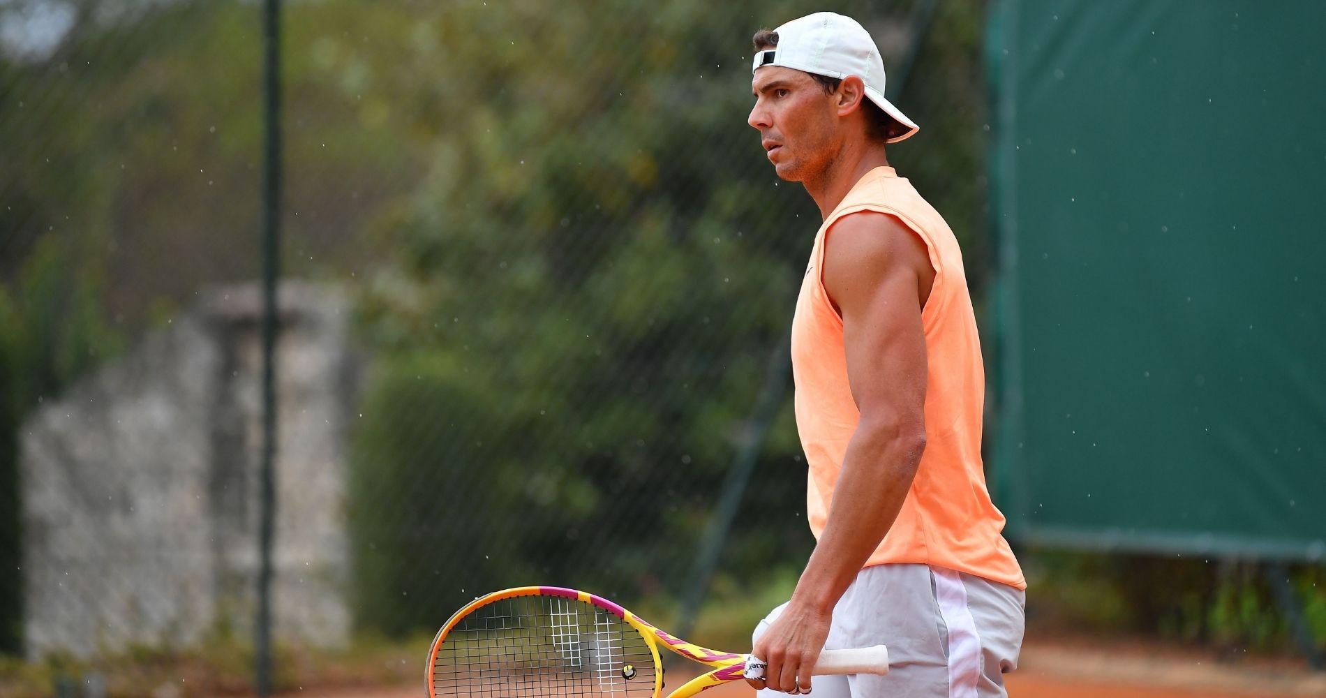 Rafael Nadal - Monte-Carlo 2021