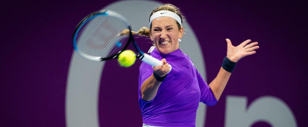 Victoria Azarenka - Tennis Majors