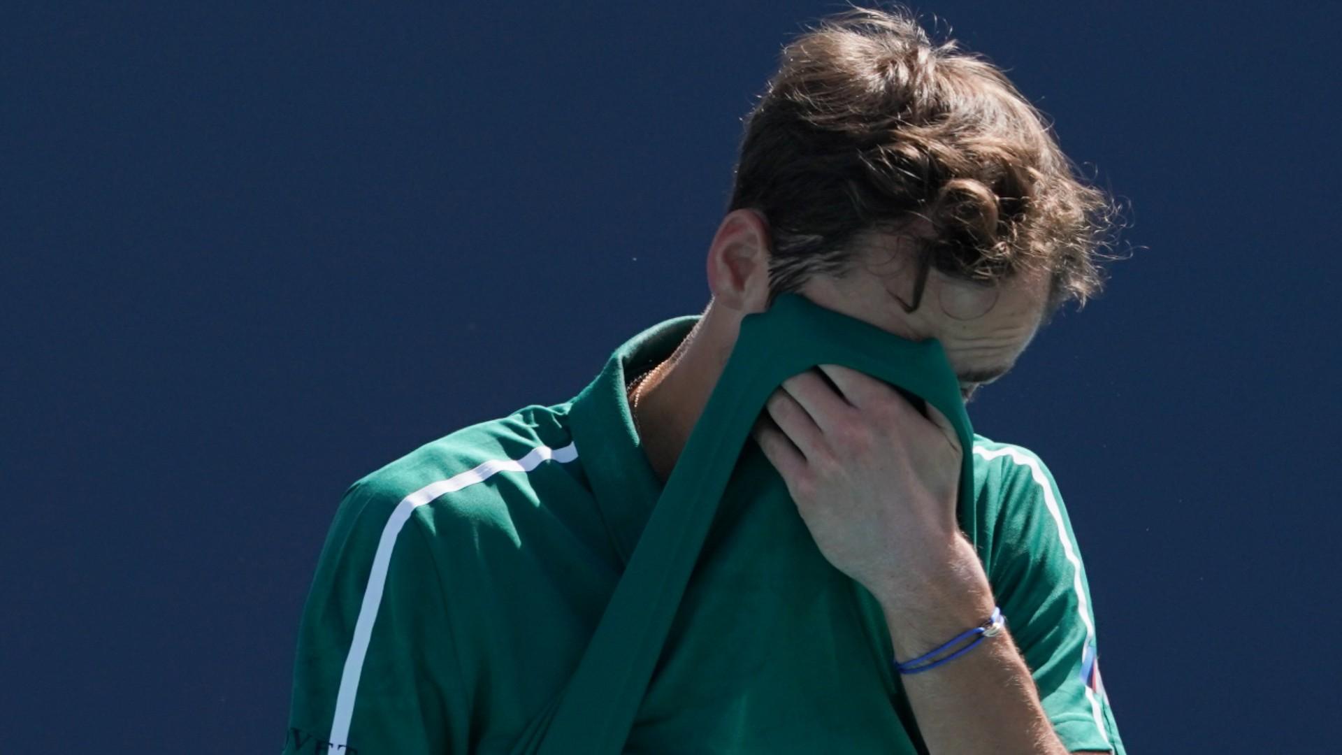 Daniil Medvedev Miami Open