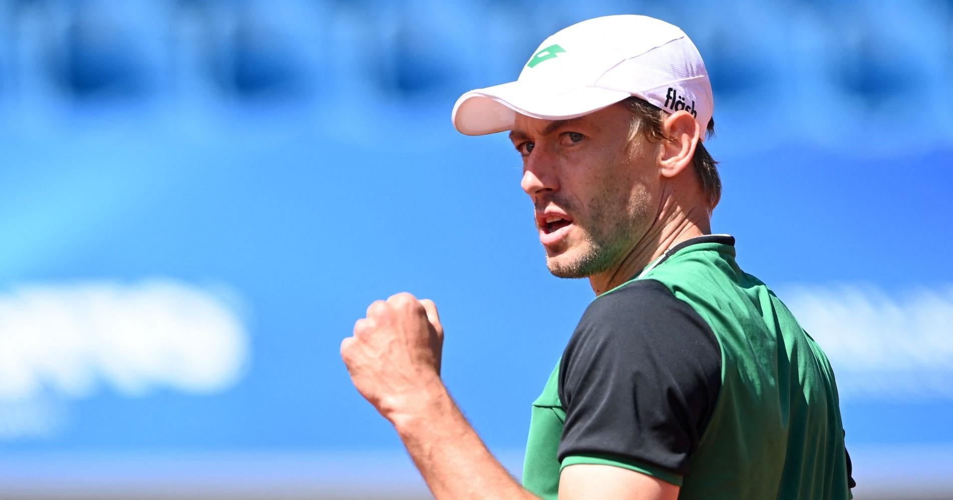 John Millman Estoril Open