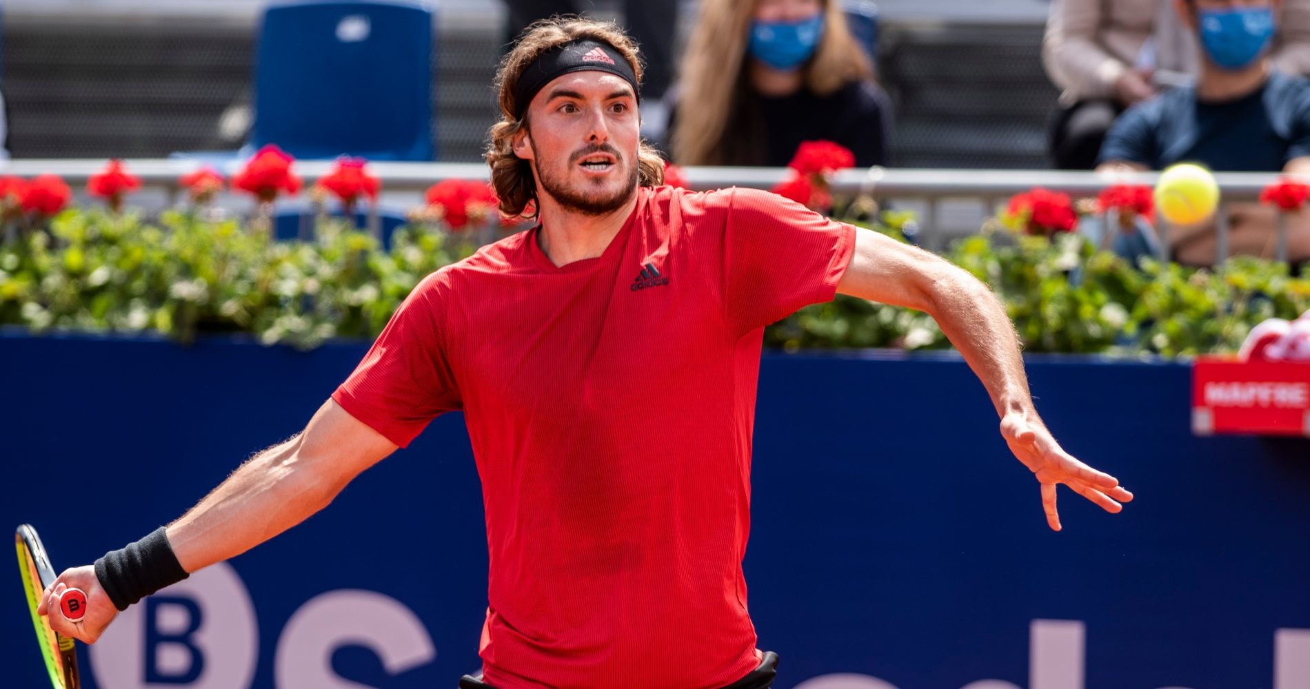 Stefanos Tsitsipas - Barcelona Open - 2021