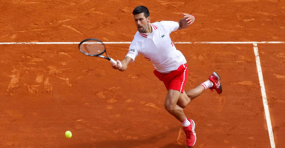 Djokovic Monte-Carlo