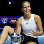 Daria Kasatkina St. Petersburg Open 2021