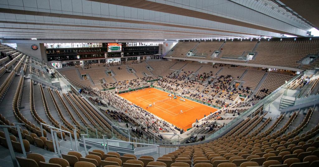 Roland-Garros Court Philippe-Chatrier