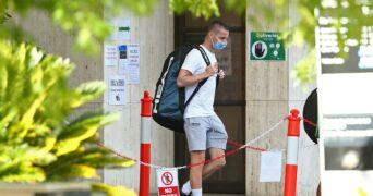 Australian Open, Coronavirus