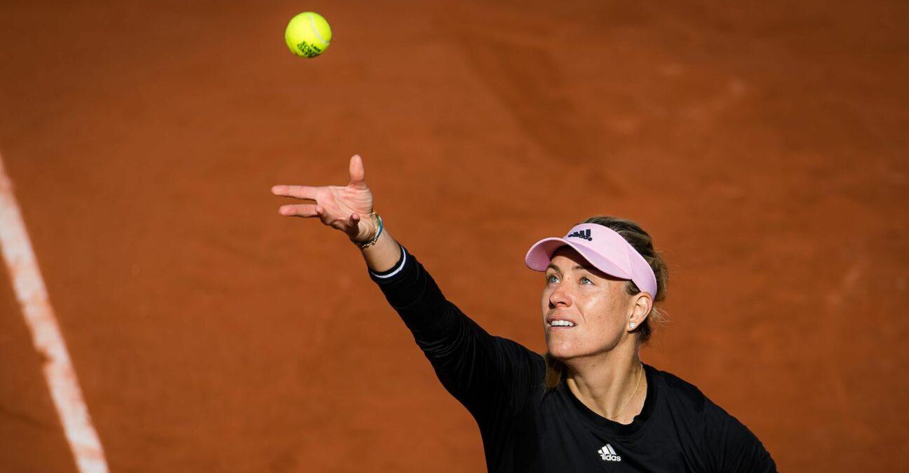 Angelique Kerber_Roland-Garros_2021