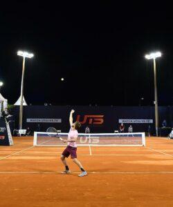Corentin Moutet vs Taylor Fritz, UTS4 final
