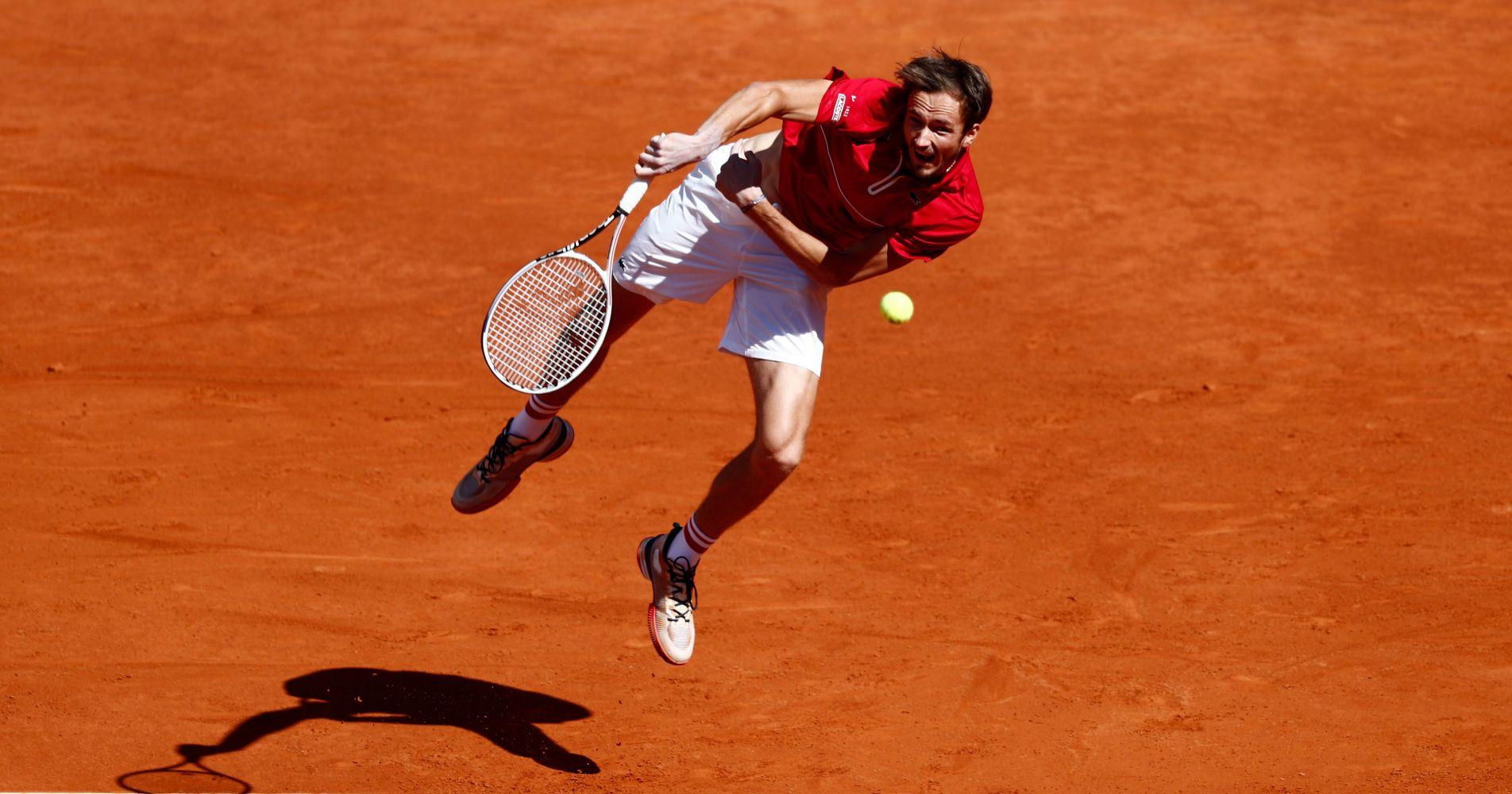 Daniil Medvedev - Madrid Masters - 2021