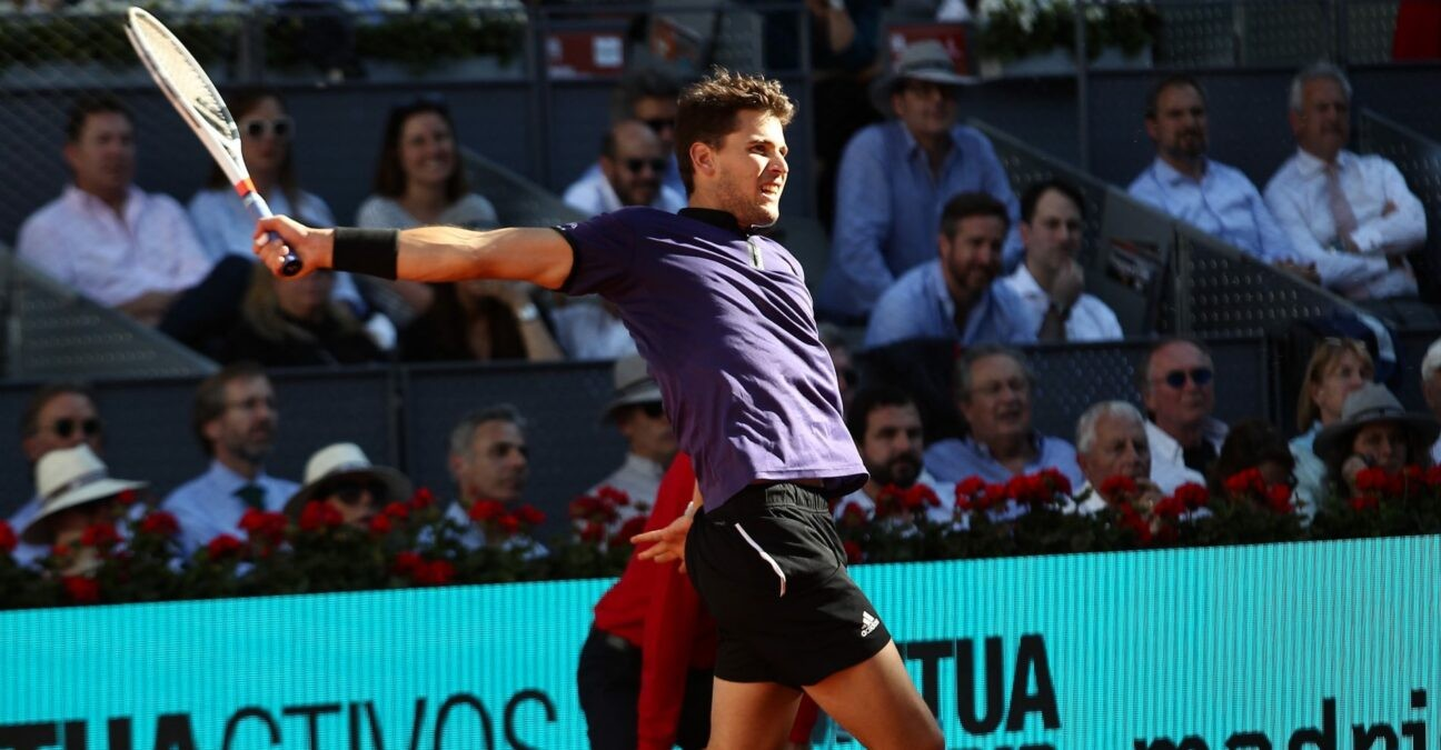 Dominic Thiem - Madrid Open - 2019