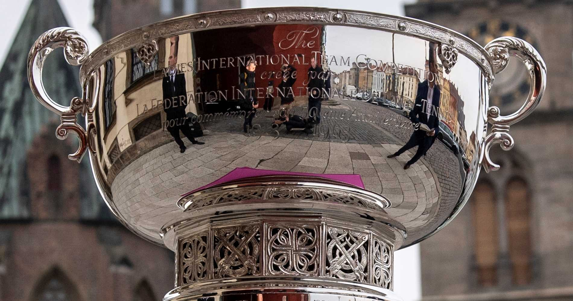 Fed Cup, trophy