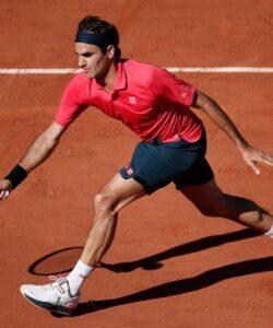 Federer Roland Garros 2021 Panoramic