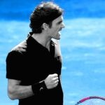 Roger Federer at Madrid in 2021 - On This Day