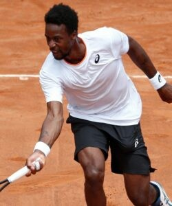 Gaël Monfils at Rome in 2021