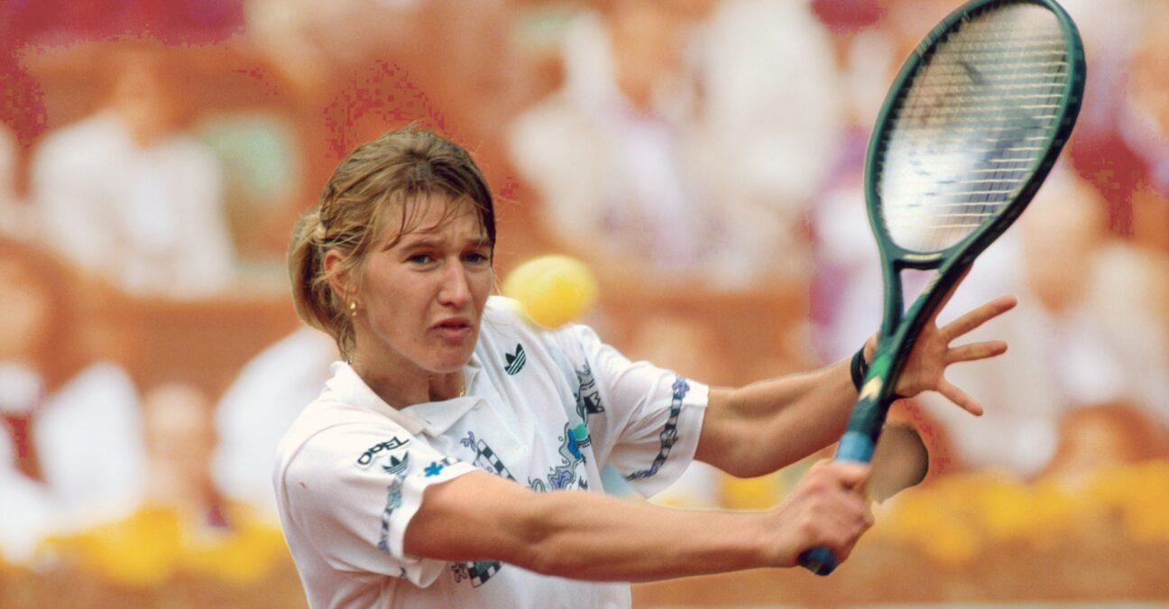 Steffi Graf - Roland-Garros