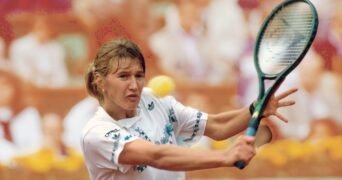 Steffi Graff - Roland-Garros