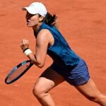 Harmony Tan at Roland-Garros in 2021