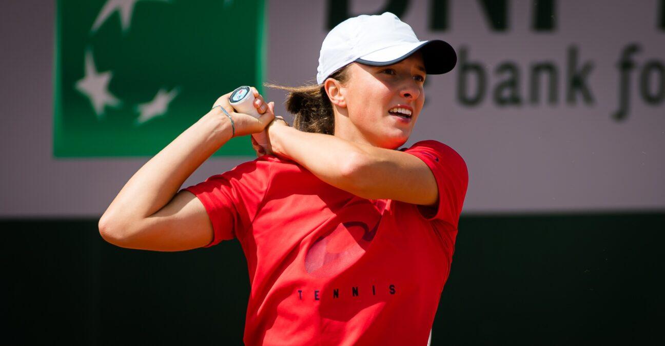 Iga Swiatek, Roland-Garros