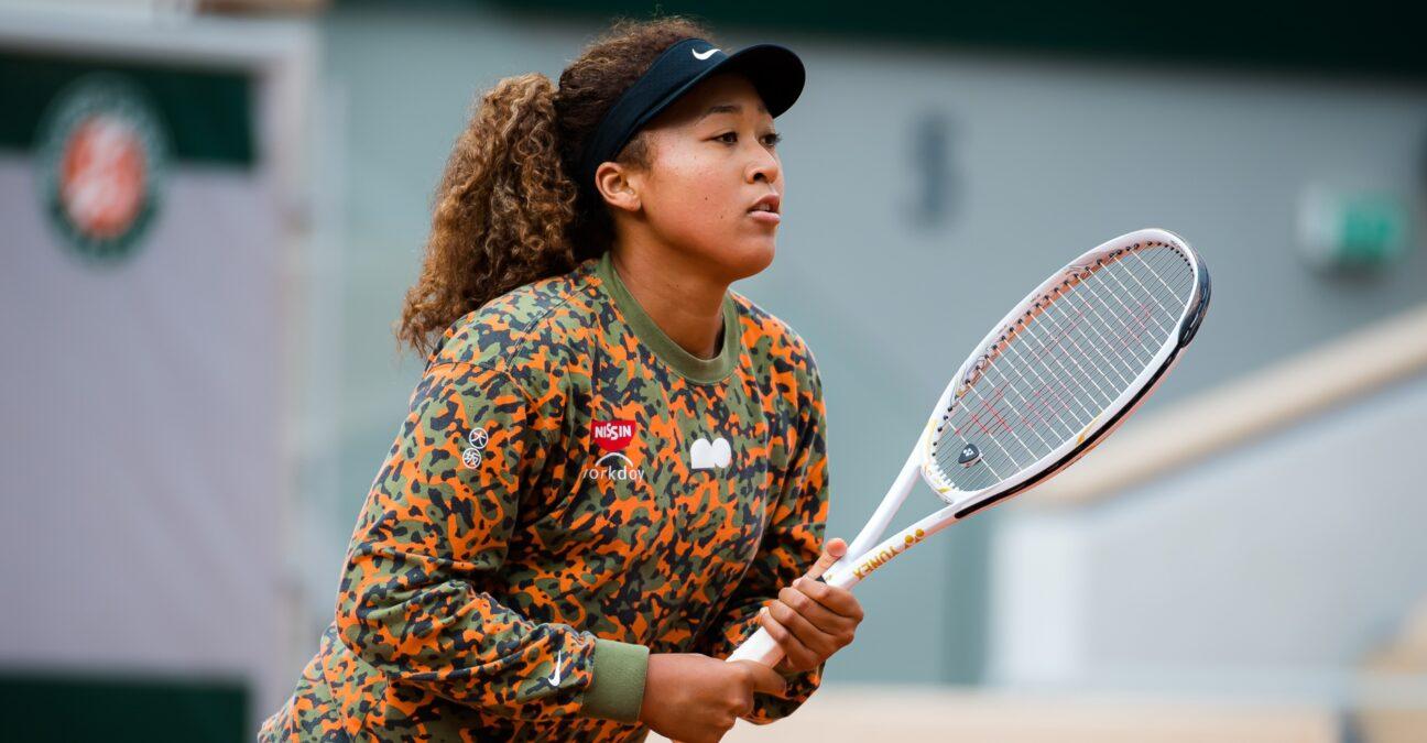 Naomi Osaka, Roland-Garros