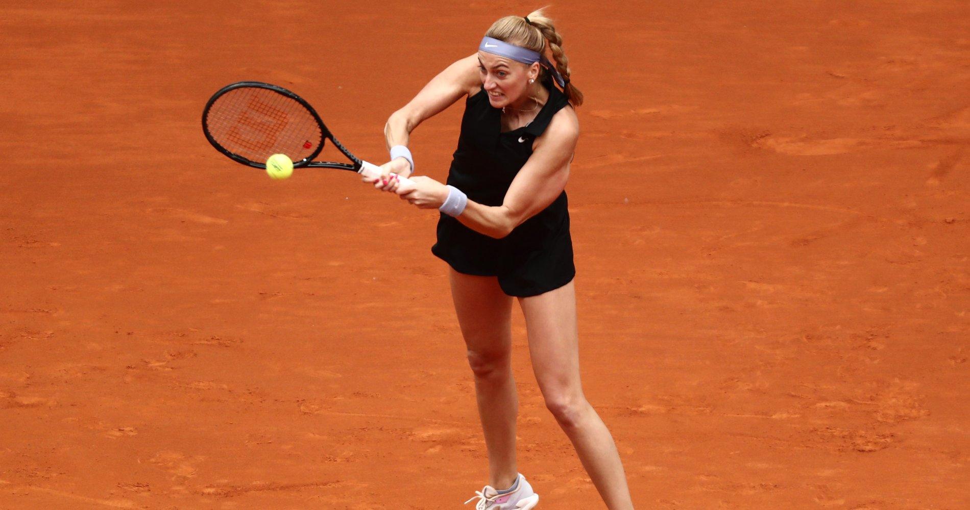 Petra Kvitova, Madrid, 2021