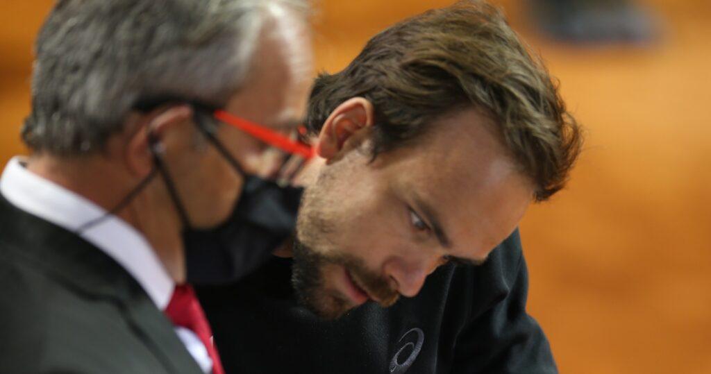 Pierre Debrosse at UTS4 in 2021