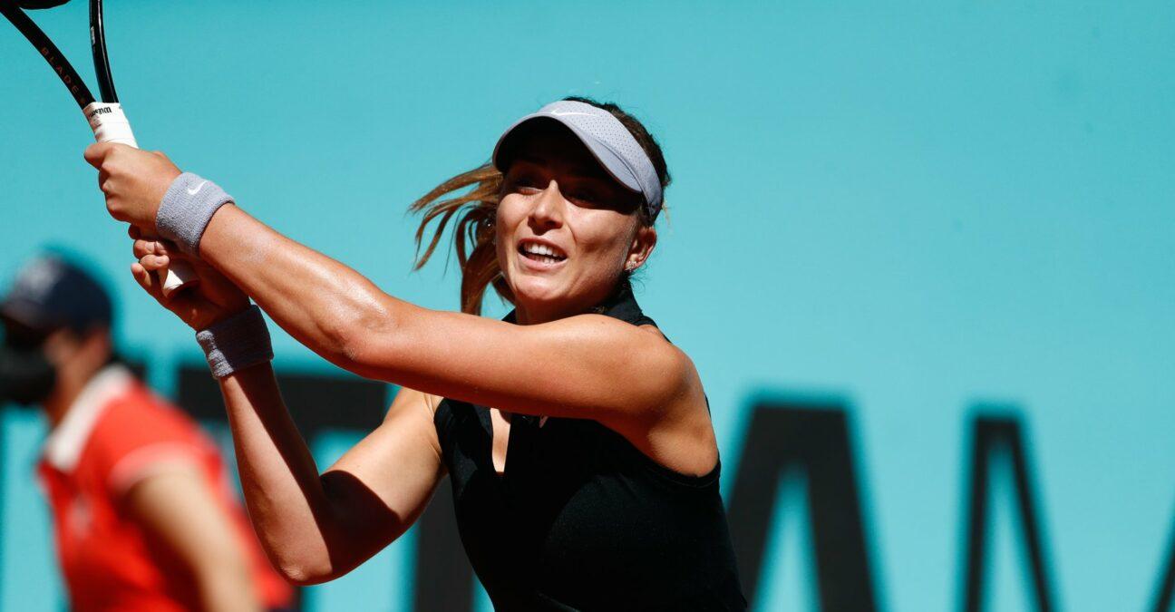 Paula Badosa - Madrid Open - 2021