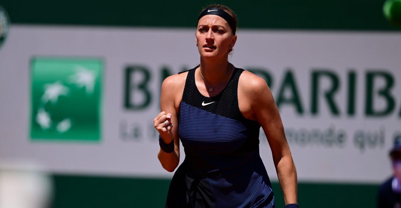 Petra Kvitova, Roland-Garros