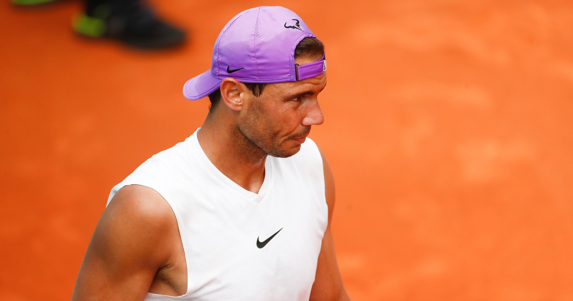 Rafael Nadal, Madrid, 2021