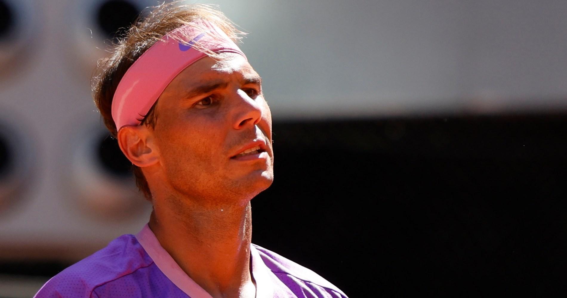 Rafael Nadal, Madrid 2021