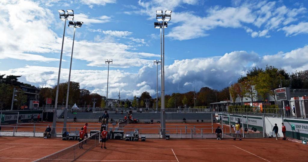 Roland-Garros, 2020