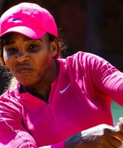 Serena Williams at Rome in 2021