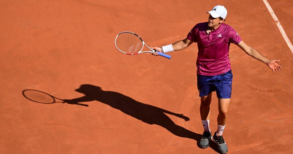 Thiem Roland Garros 2021