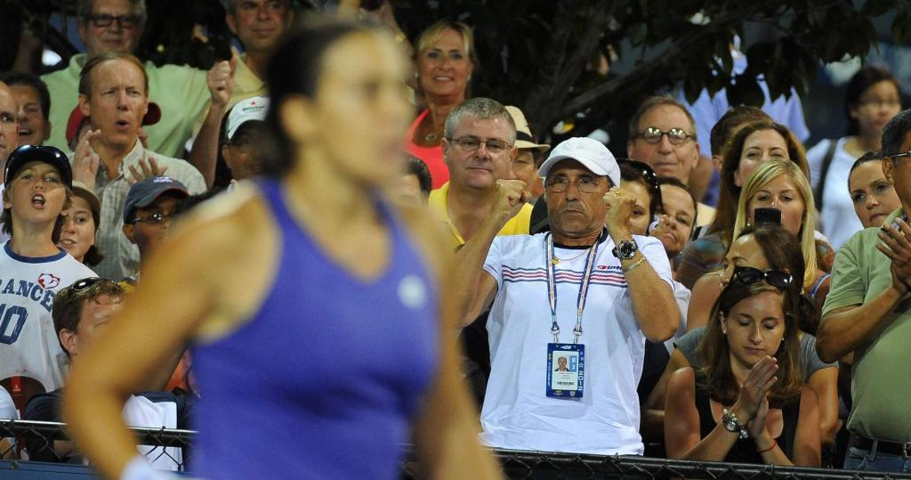 Walter Bartoli, US Open, 2012