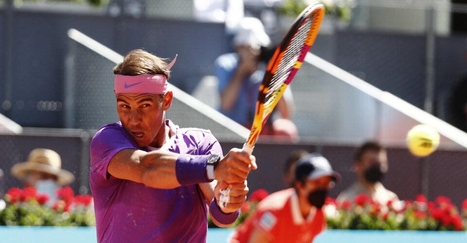 Nadal Madrid 2021
