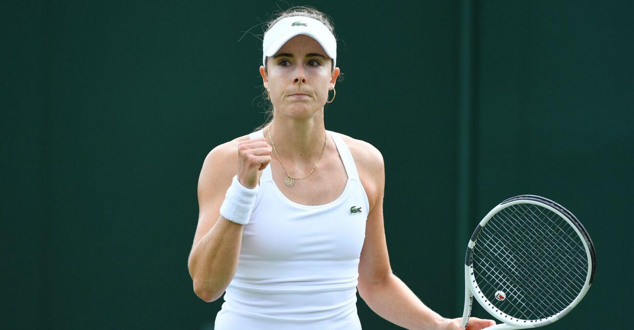 Alize Cornet, Wimbledon 2017