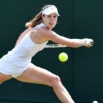 Alizé Cornet, Wimbledon 2021