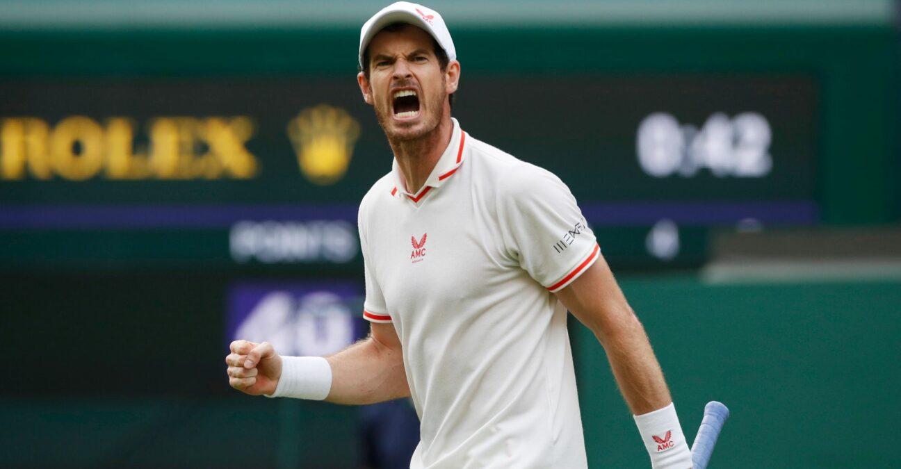 Andy Murray, Wimbledon 2021