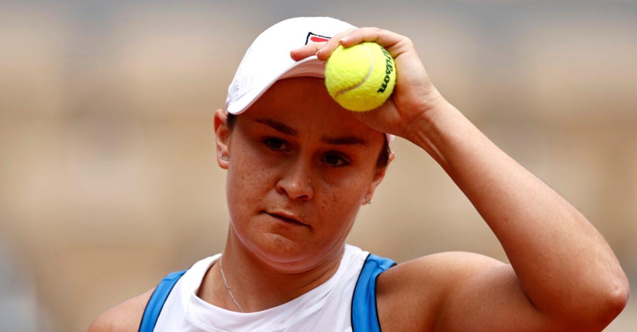 Ashleigh Barty, Ash Barty, Roland-Garros