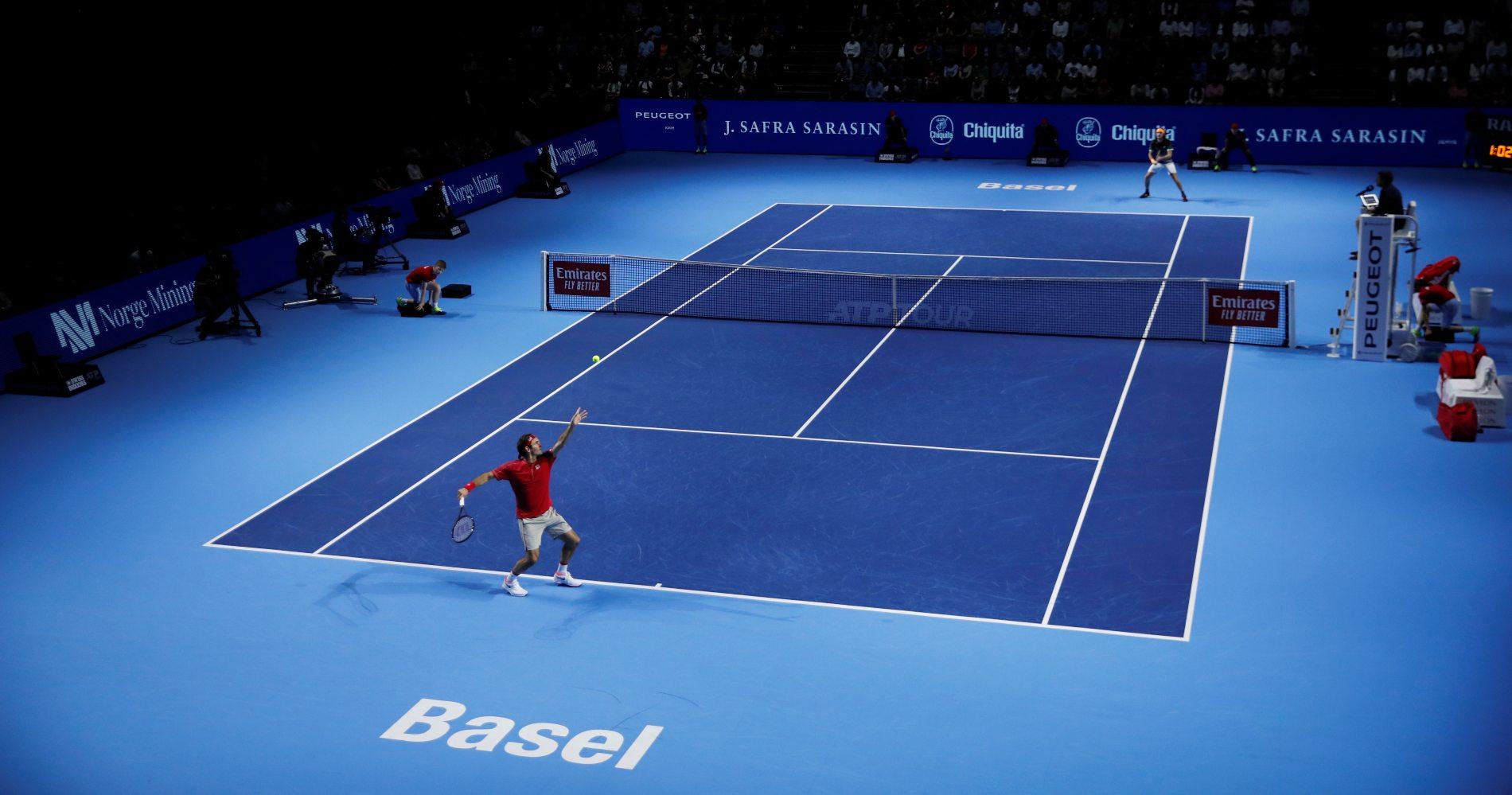 Bâle, ATP 500 2019
