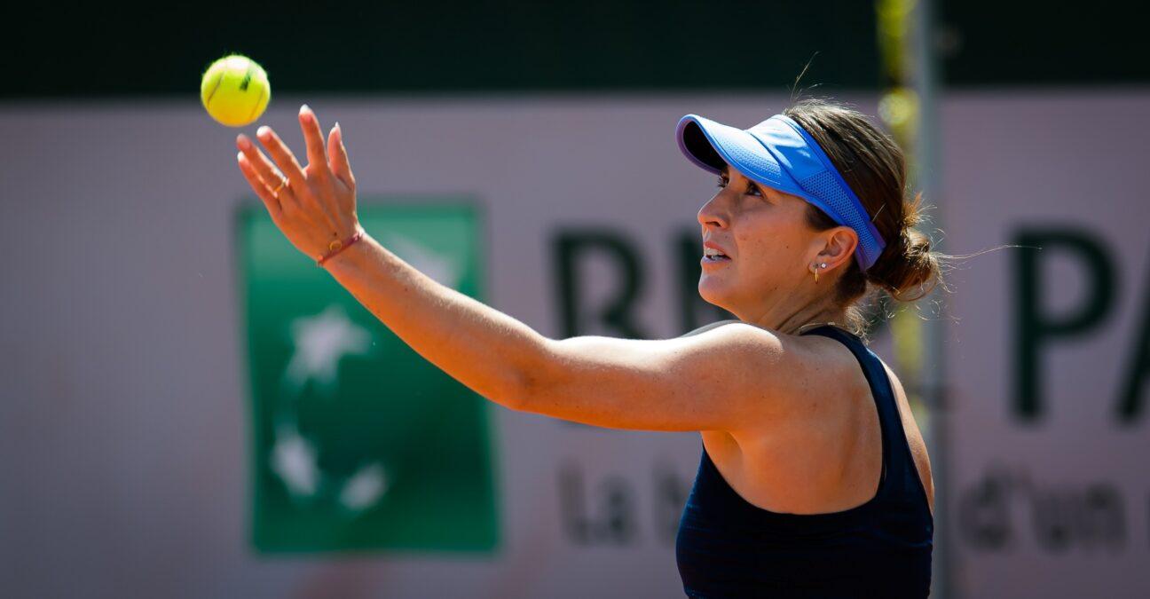 Belinda Bencic, Roland-Garros 2021