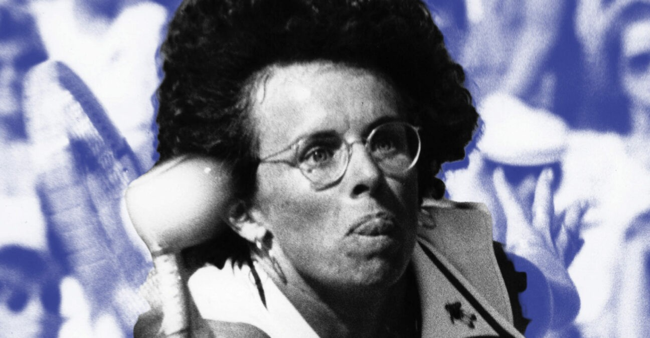 Billie Jean King, On this day 12.06.2021