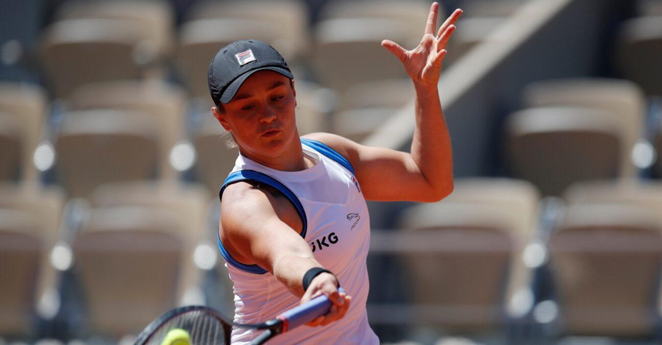 Barty Roland-Garros 2021