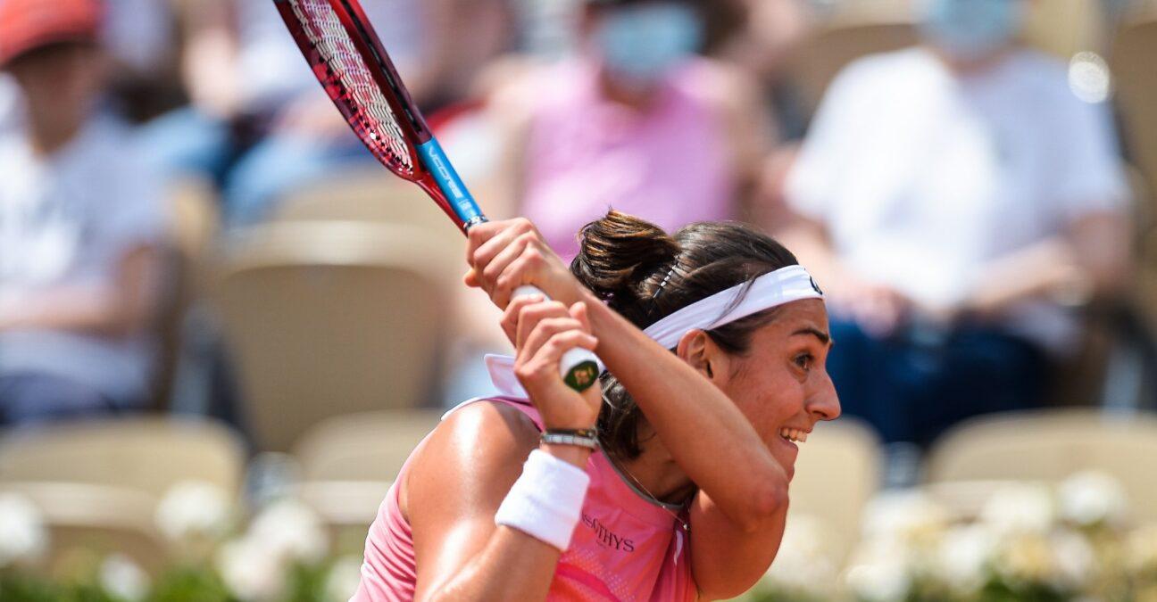 Caroline Garcia, Roland-Garros 2021