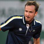Daniil Medvedev, Roland-Garros 2021