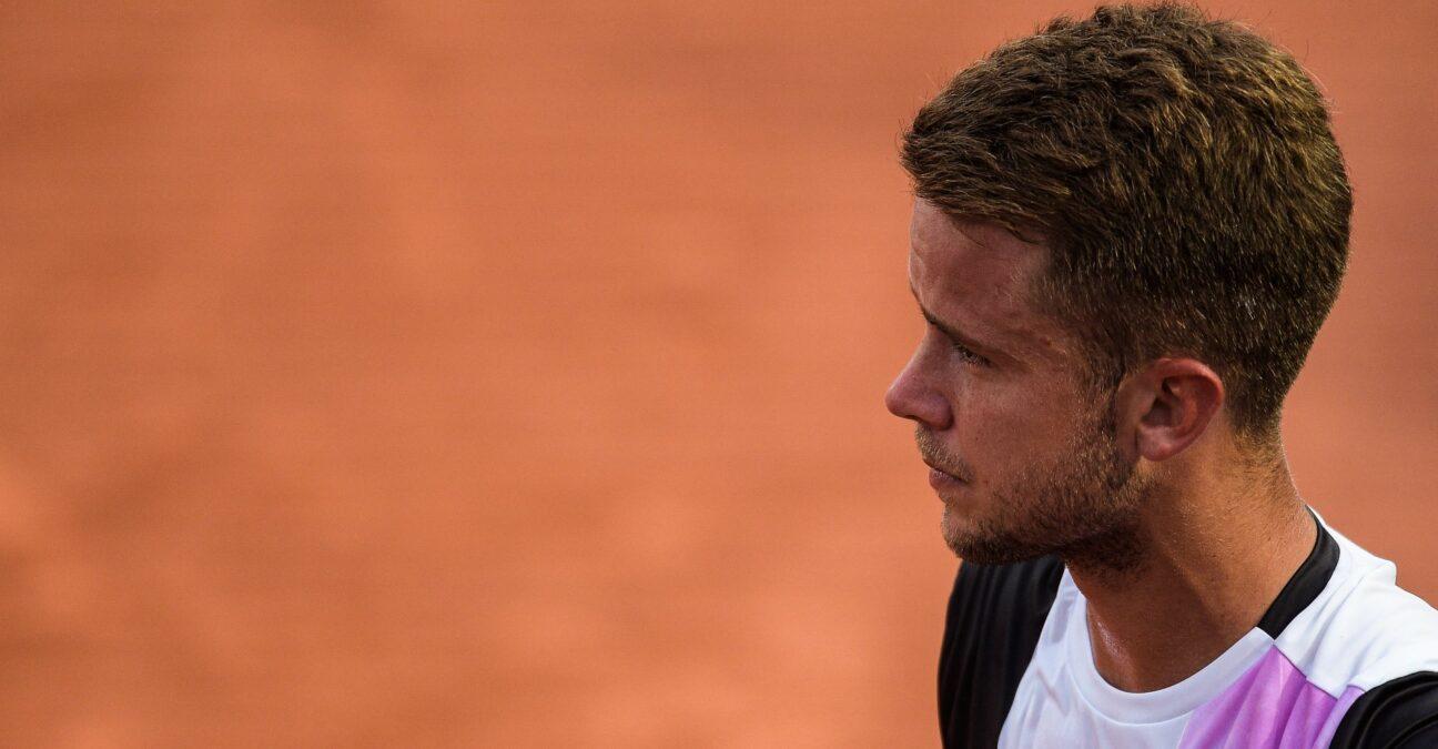 Enzo Couacaud, Roland-Garros 2021