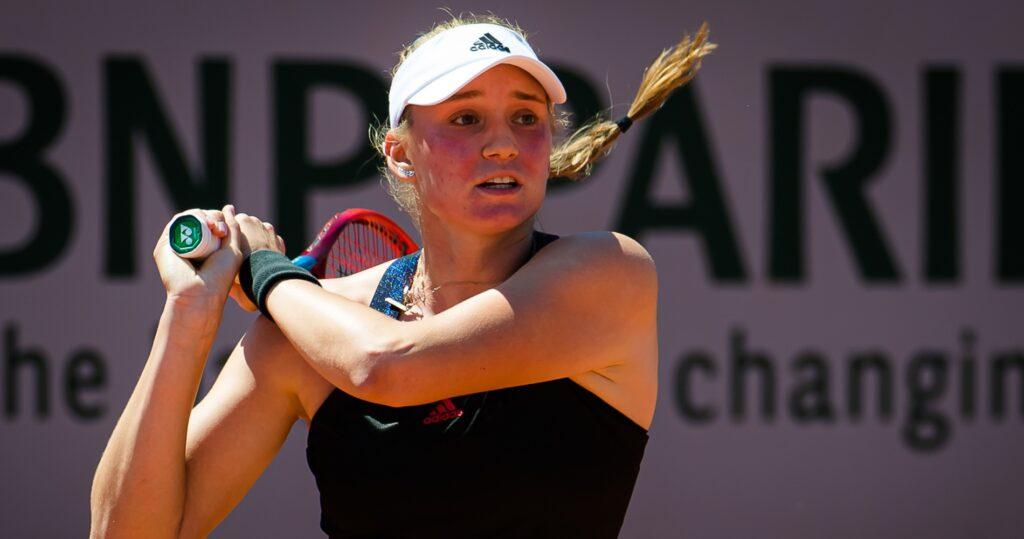 Elena Rybakina, Roland-Garros